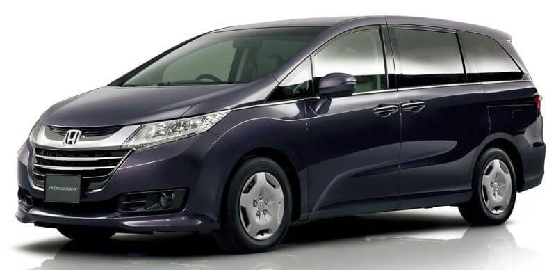 Минивен Honda Odyssey