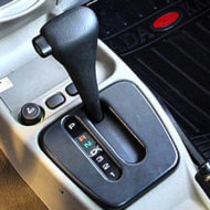 Рычаг переключения режимов автоматической коробки передач