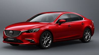 Photo of Mazda 6 2017 — вектора тяги колёс управляются рулевым управлением