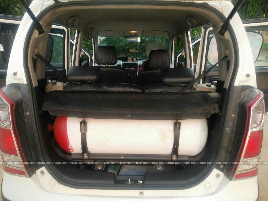 Used Maruti Suzuki Wagon R Lxi Cng In Central Delhi 2013