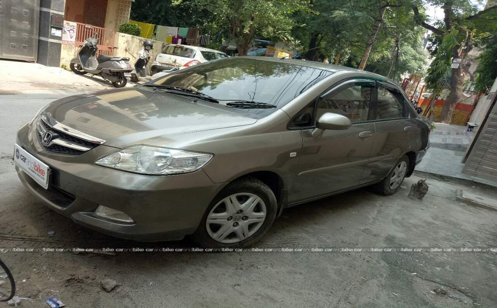 Used Honda City Zx Cvt Petrol In Pune 2007 Model India At