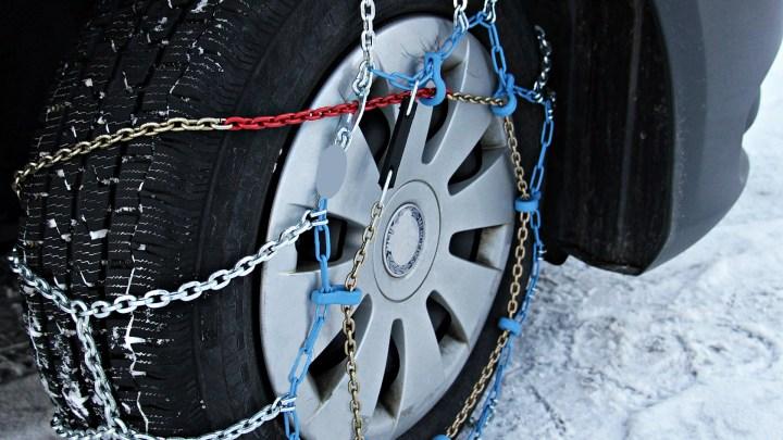 Ik ga op wintersport met de auto en neem mee…