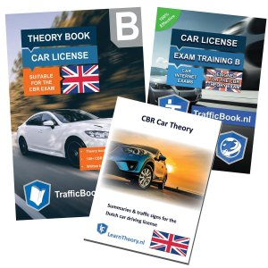 CarTheoryBookEnglish 2021 - with the English Car Theory Practice Online Exam training - English Car Theory Summary - Driver's License B in English