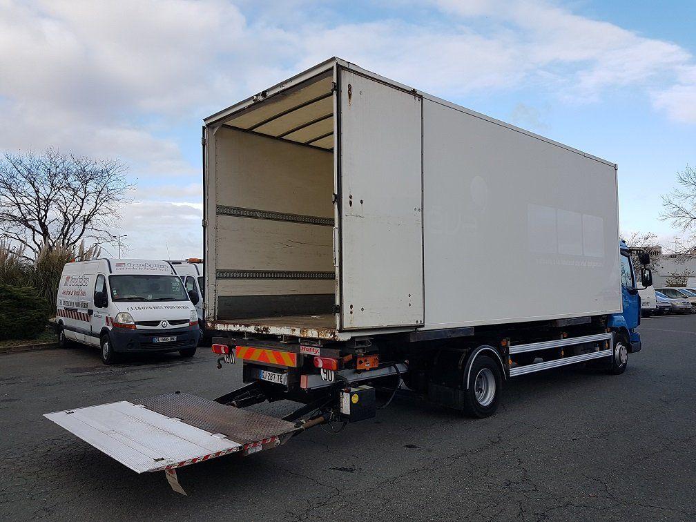 camion porteur renault midlum porte