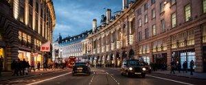 В Лондоне запретили автомобили с ДВС