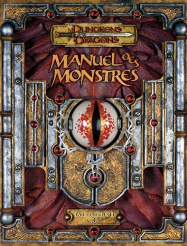 Manuel des monstres (3.5)