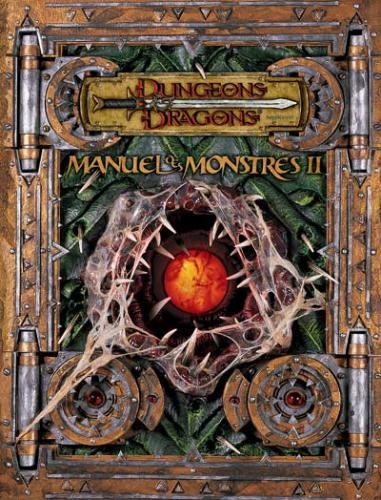 Manuel des monstres 2