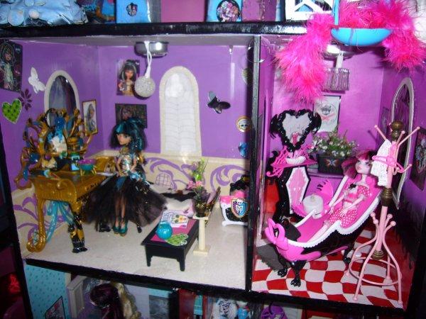 Accessoire De Chambre Monster High Ide