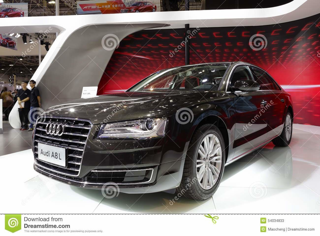 Latest Black Audi A8L Editorial Stock Photo Image Of Industry Free Download