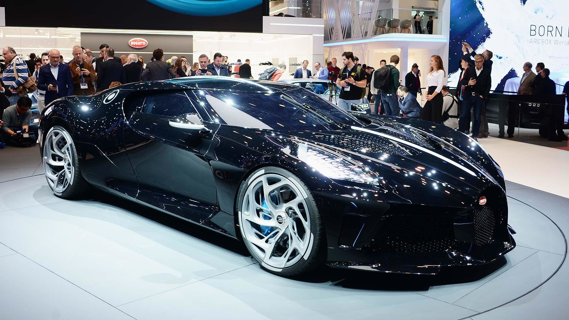 Latest New Bugatti La Voiture Noire Is The Most Expensive New Car Free Download