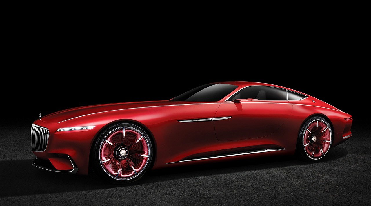 Latest Vision Mercedes Maybach 6 Mercedes Benz Free Download
