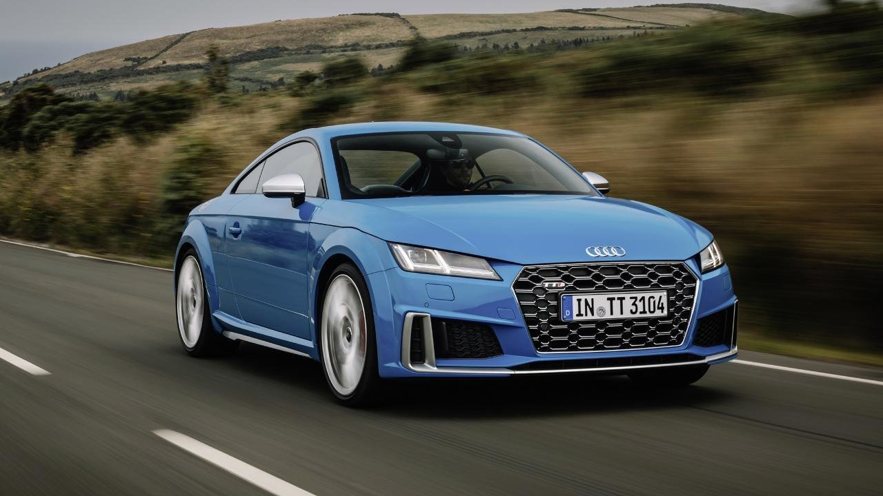 Latest 2019 Audi Tt Coupe Review Top Gear Free Download