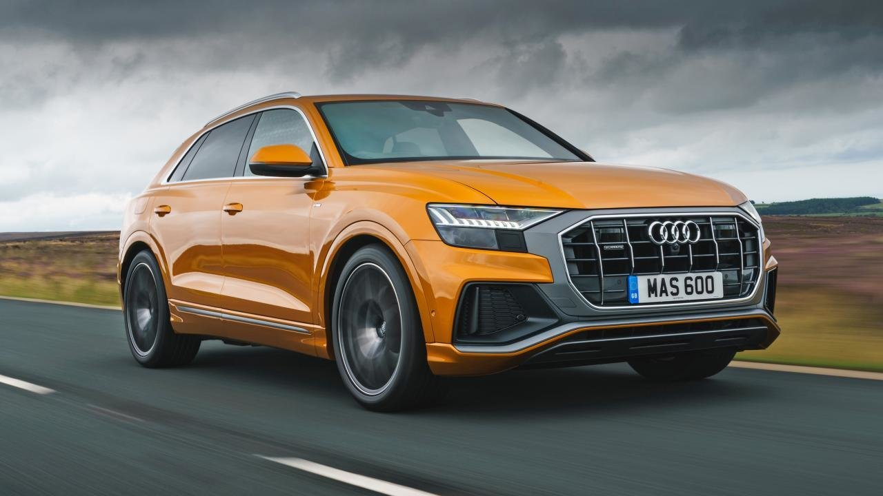 Latest 2019 Audi Q8 Review Top Gear Free Download