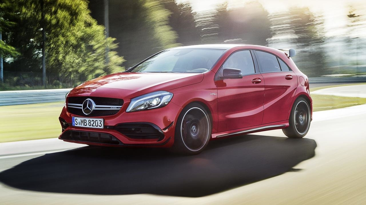 Latest Mercedes Amg A45 Review World S Hottest Hot Hatch Tested Free Download
