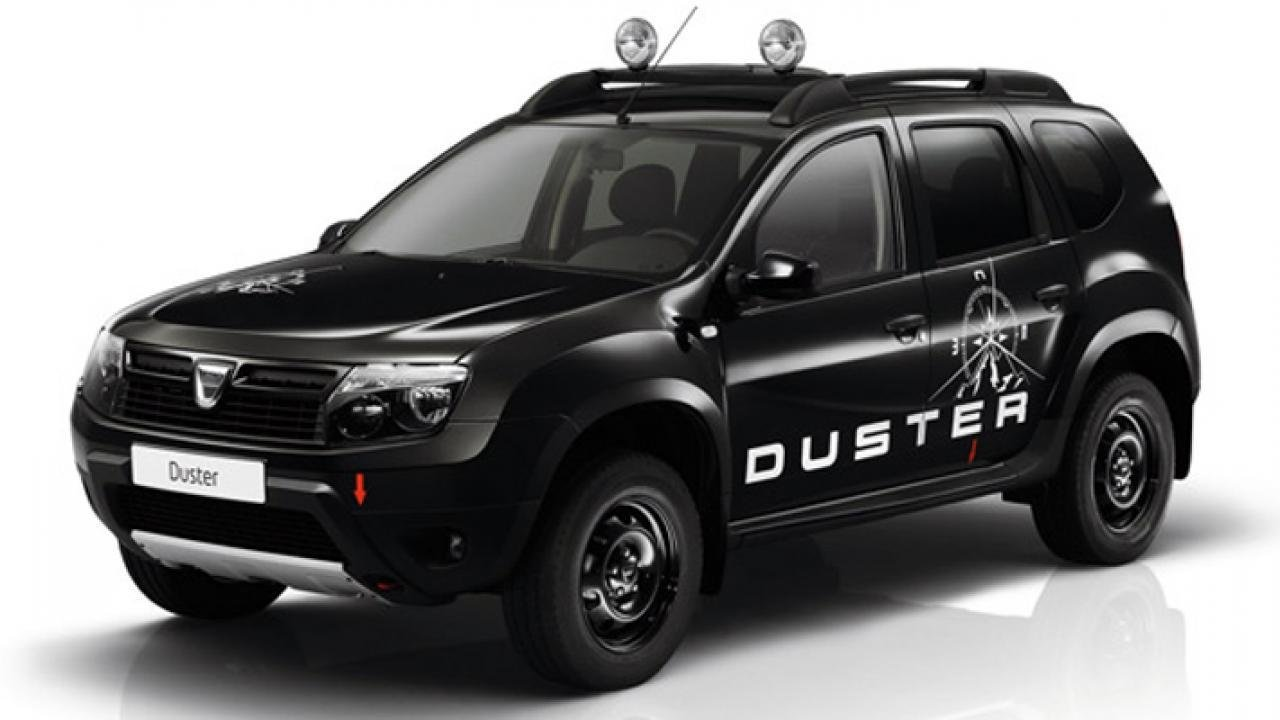 Latest Dacia Reveals Duster Adventure Edition Top Gear Free Download