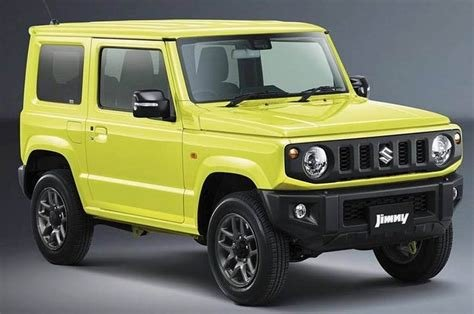 Latest Maruti Suzuki Jimny India Launch Price Specs Free Download