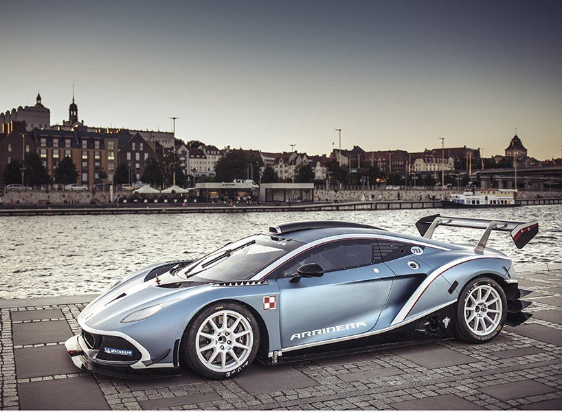 Latest Arrinera Hussarya Gt Showcases Elegance In Polish Road Trip Free Download