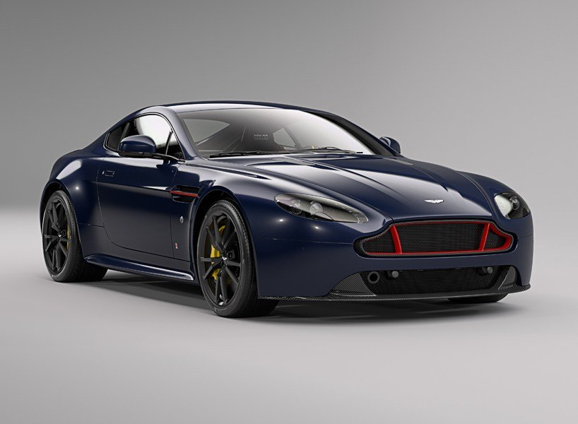 Latest Aston Martin Red Bull Create Vantage S Racing Edition Free Download