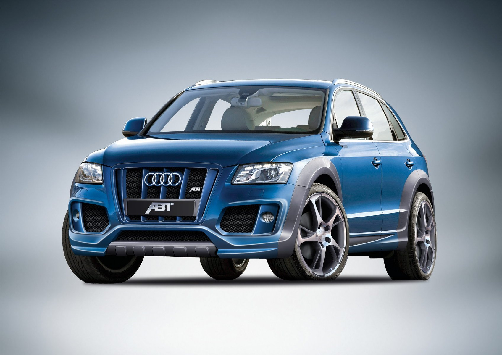Latest Audi Q5 By Abt Sportsline Free Download