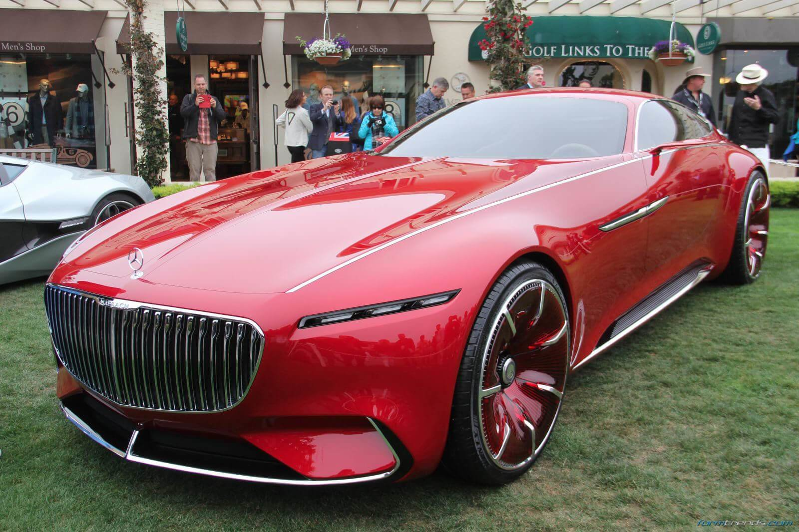 Latest Vision Mercedes Maybach 6 Car Explained By Design Vp Free Download