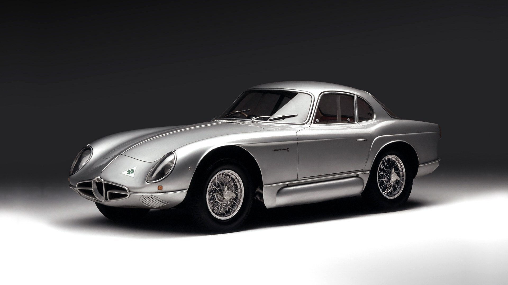 Latest 1954 Alfa Romeo 2000 Sportiva By Bertone Wallpapers Hd Free Download