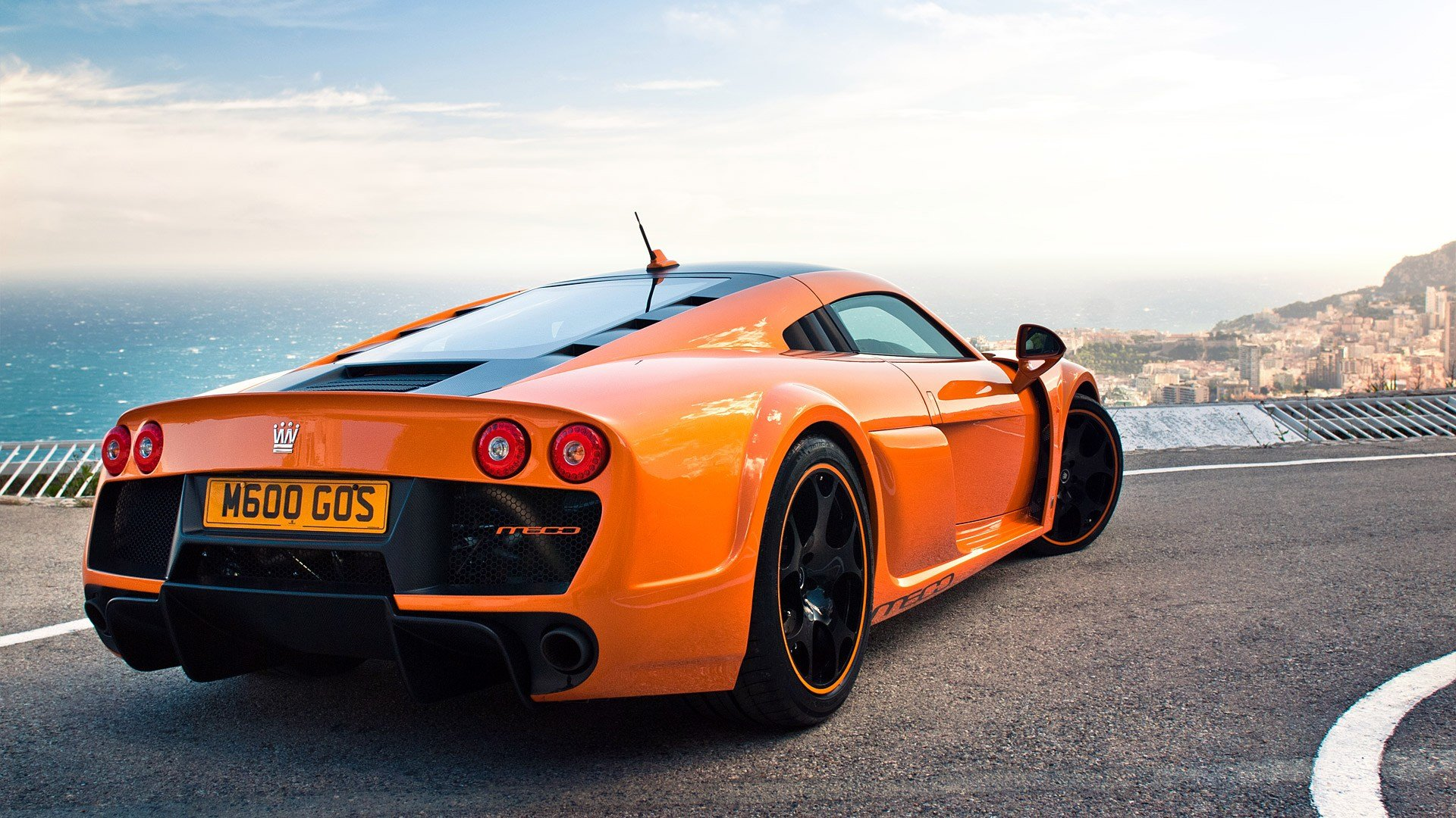 Latest 2014 Noble M600 Coupe Wallpapers Hd Images Wsupercars Free Download