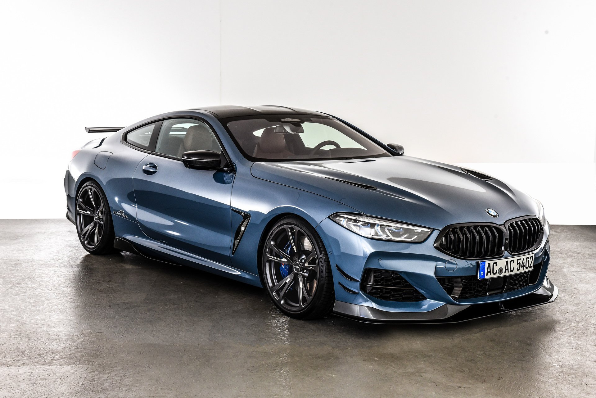 Latest Ac Schnitzer Bmw 8 Series Coupe Looks Furious Free Download