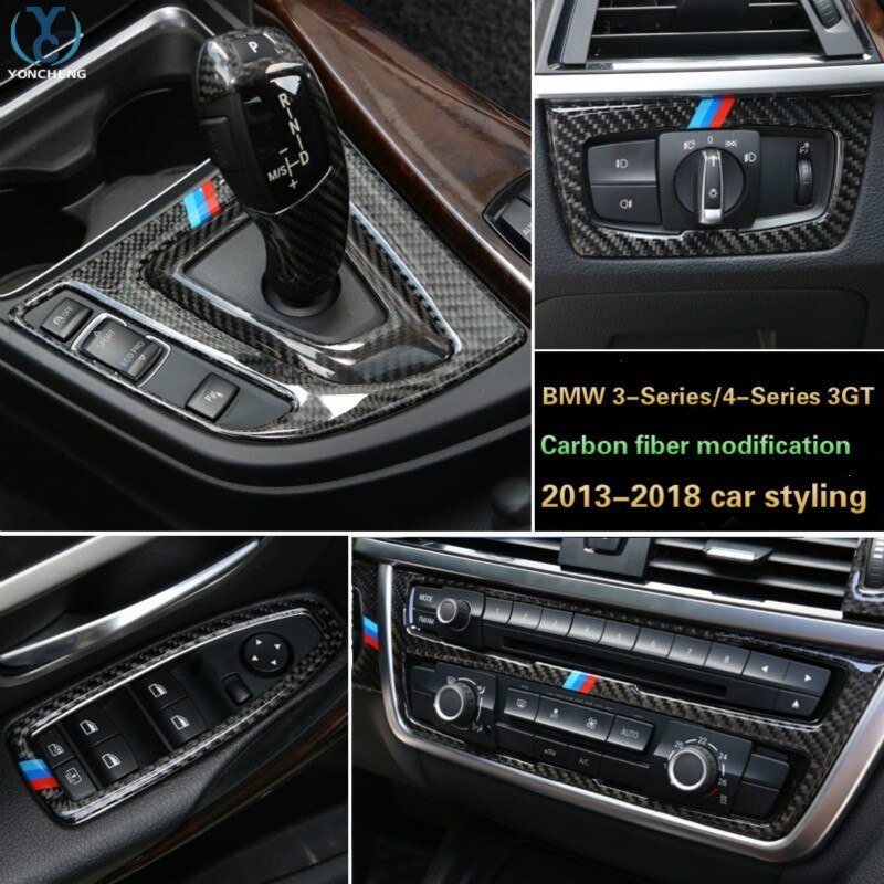Latest Carbon Fiber For Bmw Cars All Parts Frame Stickers Cover Free Download