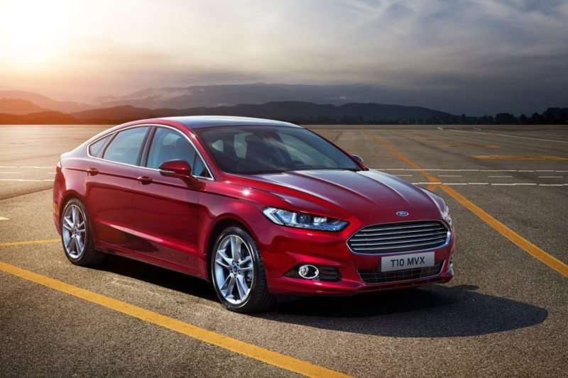 Latest 2018 Ford Mondeo Wallpaper Best New Car Review Free Download