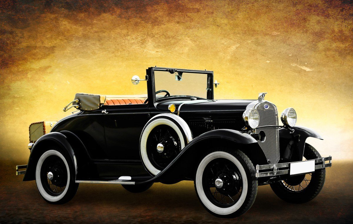 Latest Free Images Old Car Spotlight Motor Vehicle Vintage Free Download
