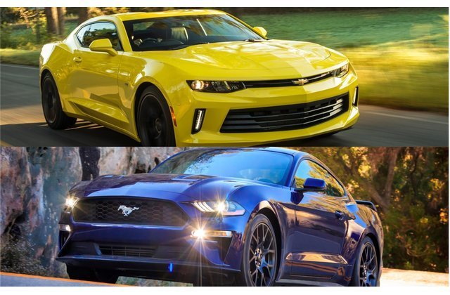 Latest The Best Muscle Cars In 2018 U S News World Report Free Download
