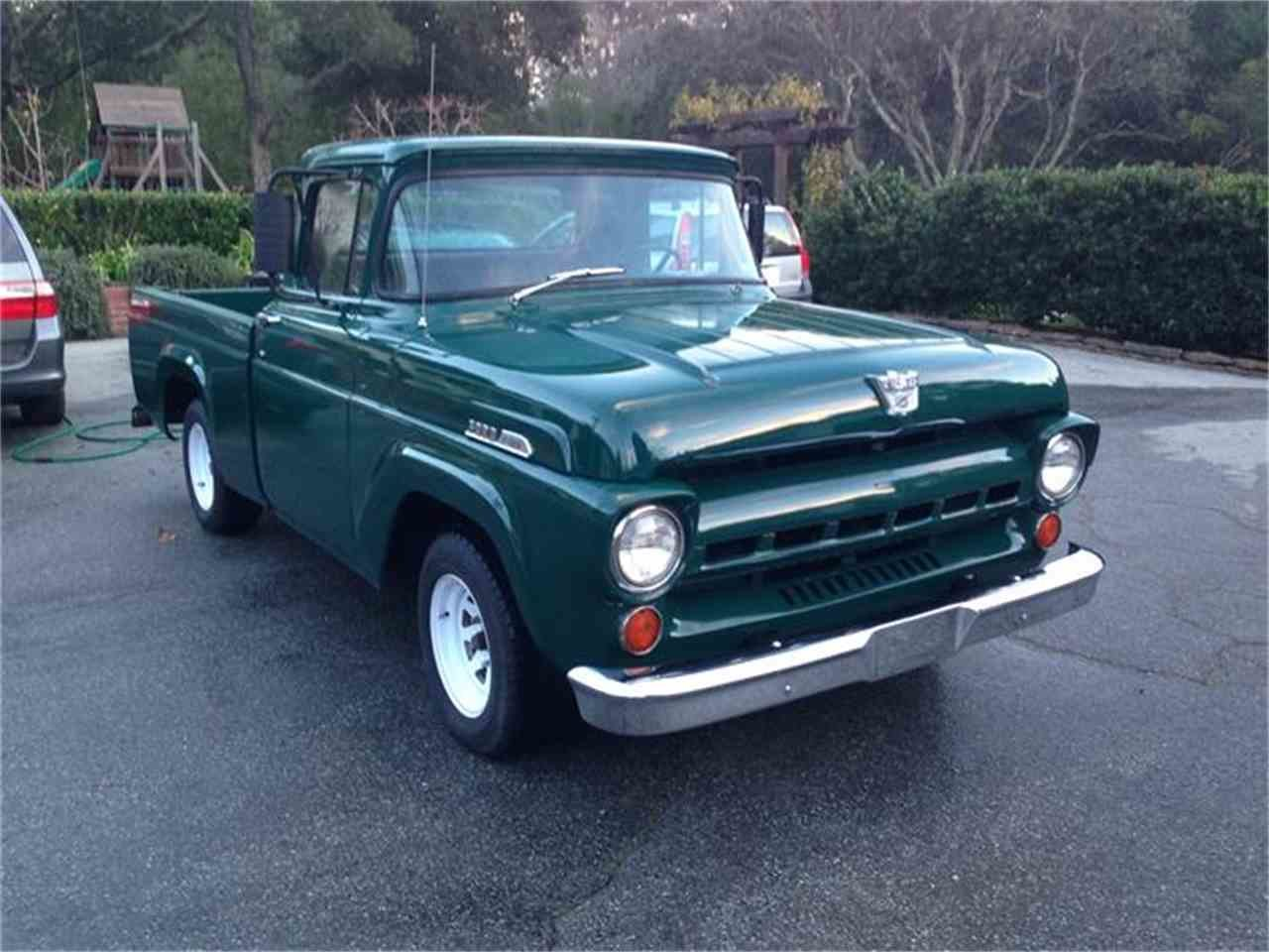 Latest 1957 Ford F100 For Sale Classiccars Com Cc 898086 Free Download Original 1024 x 768