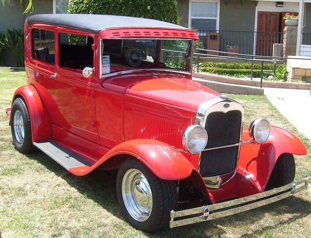 Latest Free Photo Ford Antique Model Custom Car Free Image Free Download
