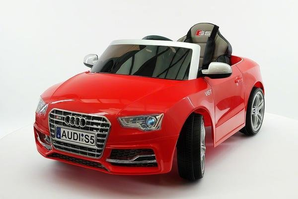 Latest Audi S5 Sport Licensed Electric Battery Power Ride On Toy Free Download