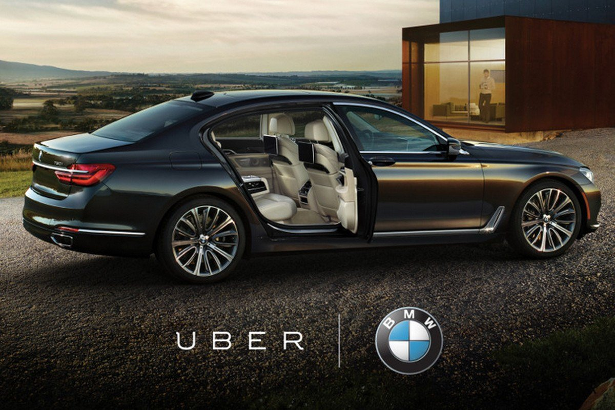 Latest Uber Is A Showroom For New Bmw Models Now The Verge Free Download
