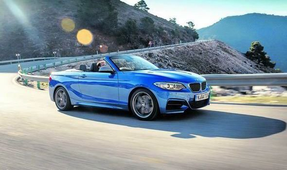Latest Motoring Review Bmw 2 Series Convertible Ousts Previous 1 Free Download