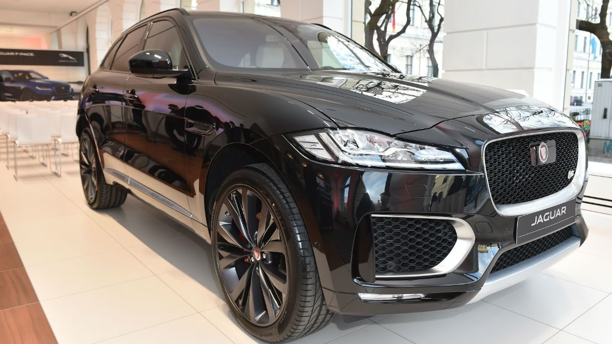 Latest Jaguar F Pace Prices Specs And Reviews The Week Uk Free Download