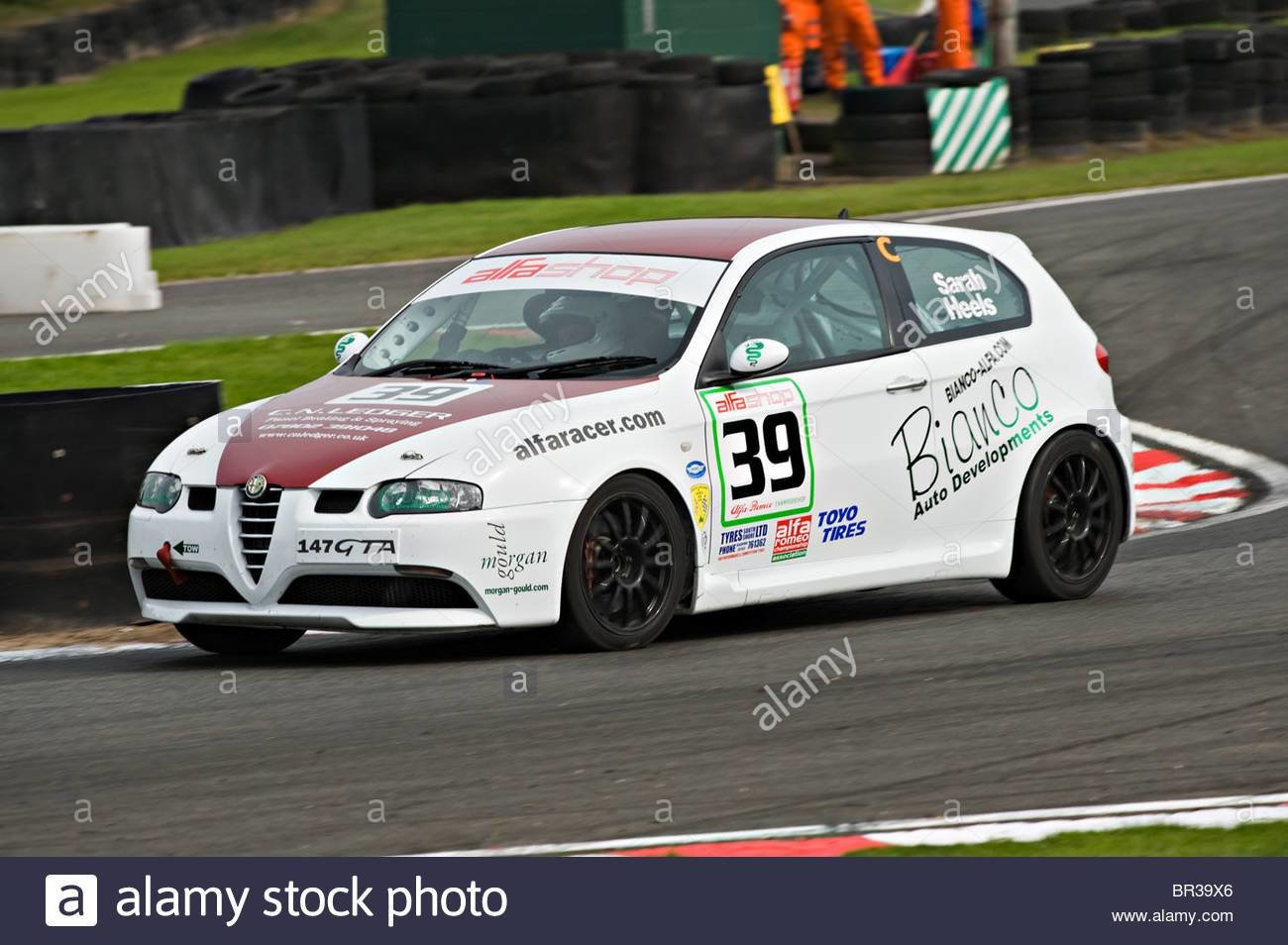 Latest Alfashop Alfa Romeo 147 Gta Race Car At Oulton Park Motor Free Download