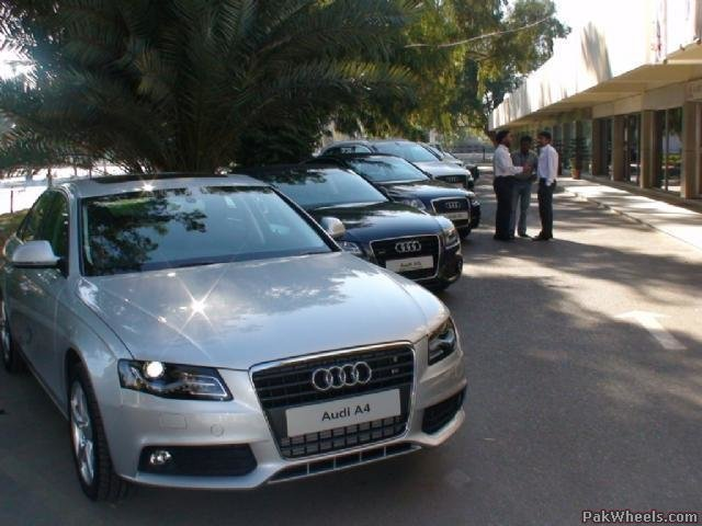 Latest Audi In Pakistan Showroom Models General Car Free Download