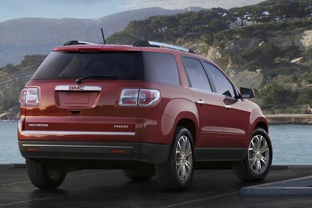 Latest 2014 Gmc Acadia New Car Review Autotrader Free Download