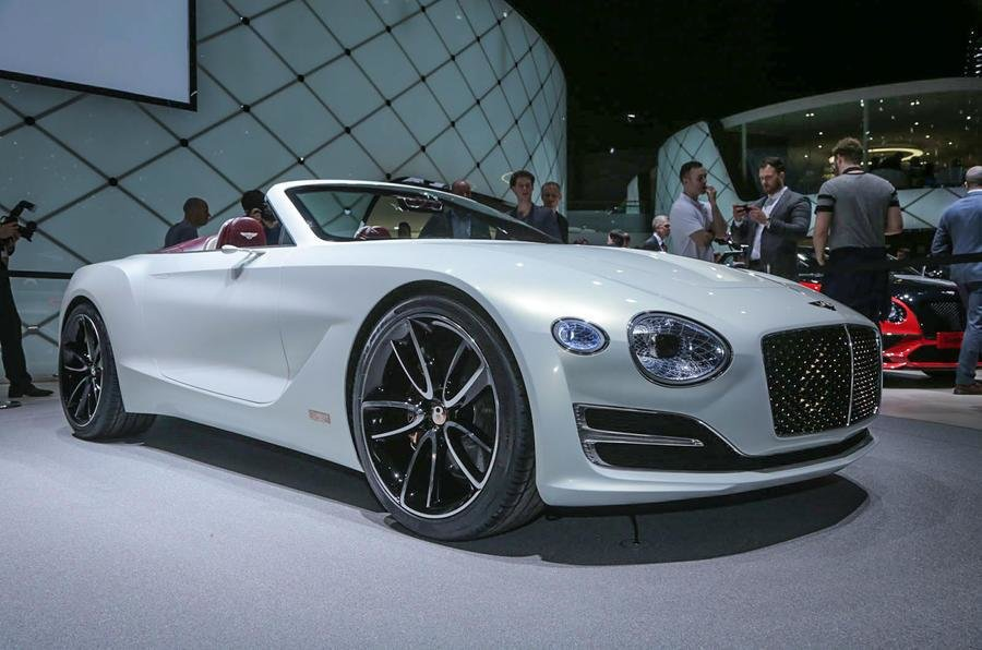 Latest Bentley Boss Lifts The Lid On New Electric Sports Car Free Download