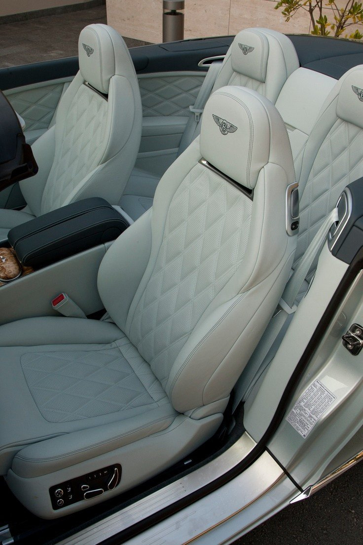 Latest Bentley White Interior Seats Bentley Unscripted Free Download