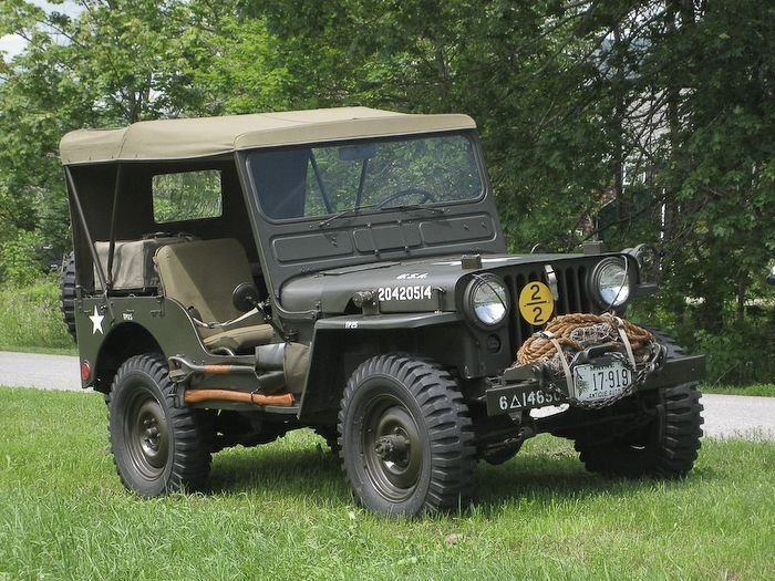 Latest Army Jeep M38 Military Jeep 4 300X225 Picture 1951 Free Download