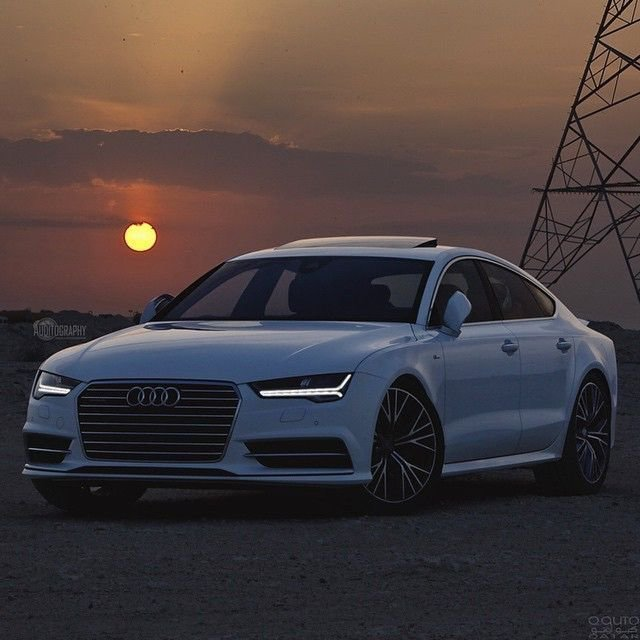 Latest Audi A7 • Photo By Auditography Carlifestyle Cars Free Download