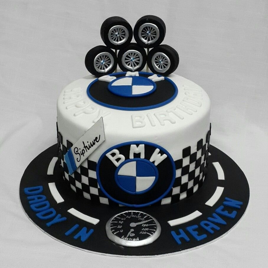 Latest Bmw Cake Car L*V*Rs Cake Mag Wheels Perfect For Men S Free Download
