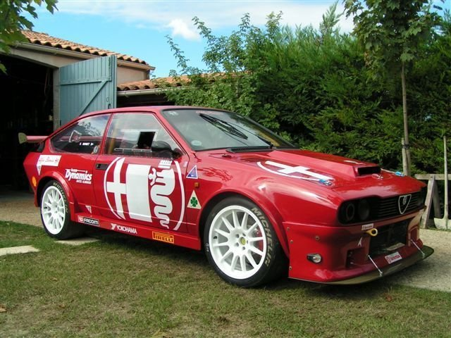 Latest Gtv6 Race Car Alfa Romeo Alfa Romeo Gtv6 Alfa Romeo Free Download