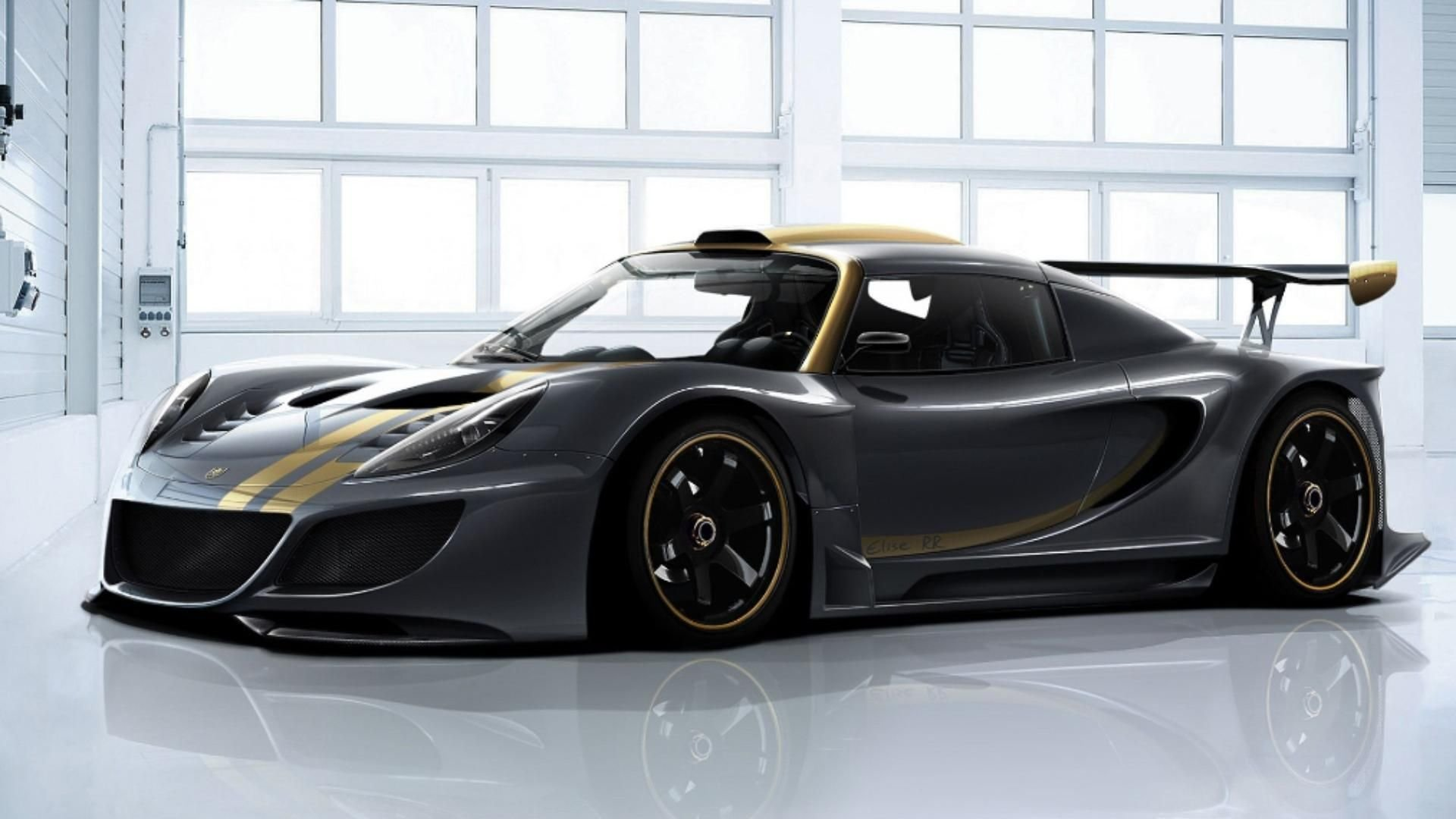 Latest Black Lotus Elise Rr Roadster For Super Speed Rac Car In Free Download