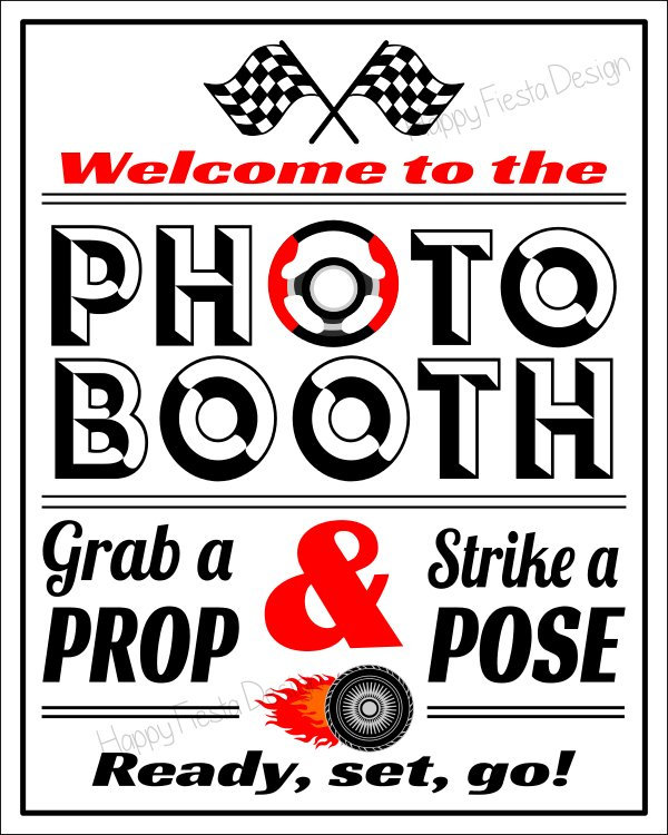 Latest Printable Racing Photo Booth Props Racer Photo Props Free Download Original 1024 x 768