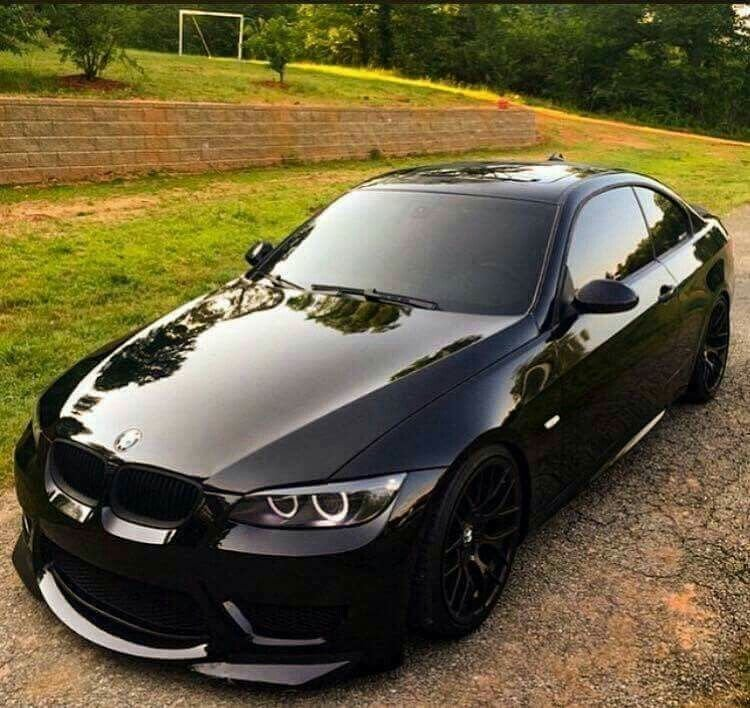 Latest Bmw E92 3 Series Black Car Cars Bmw Cars Coupe Cars Free Download