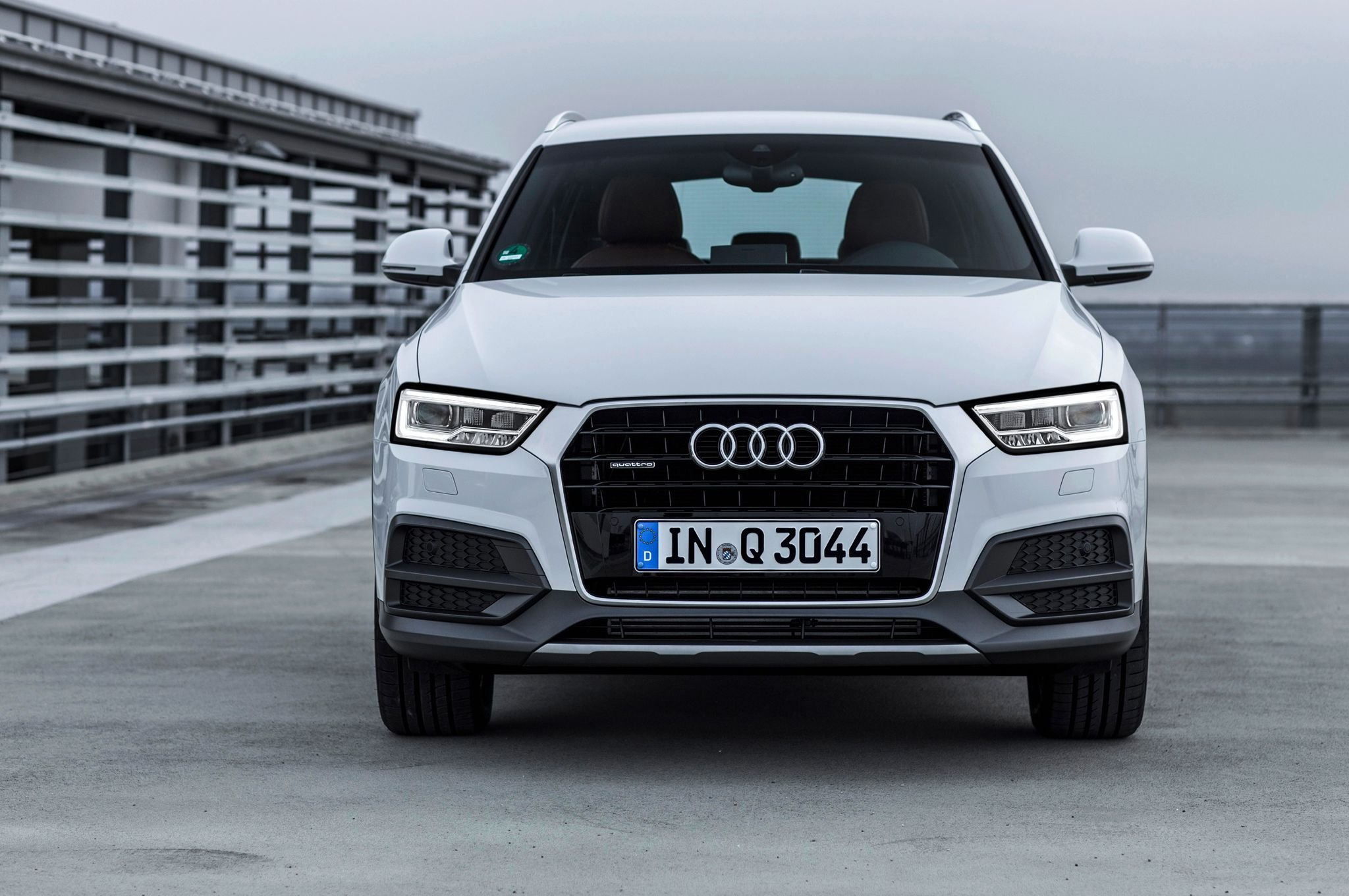 Latest 2016 Audi Q3 White Audi Audi Q3 Audi Audi Cars Free Download
